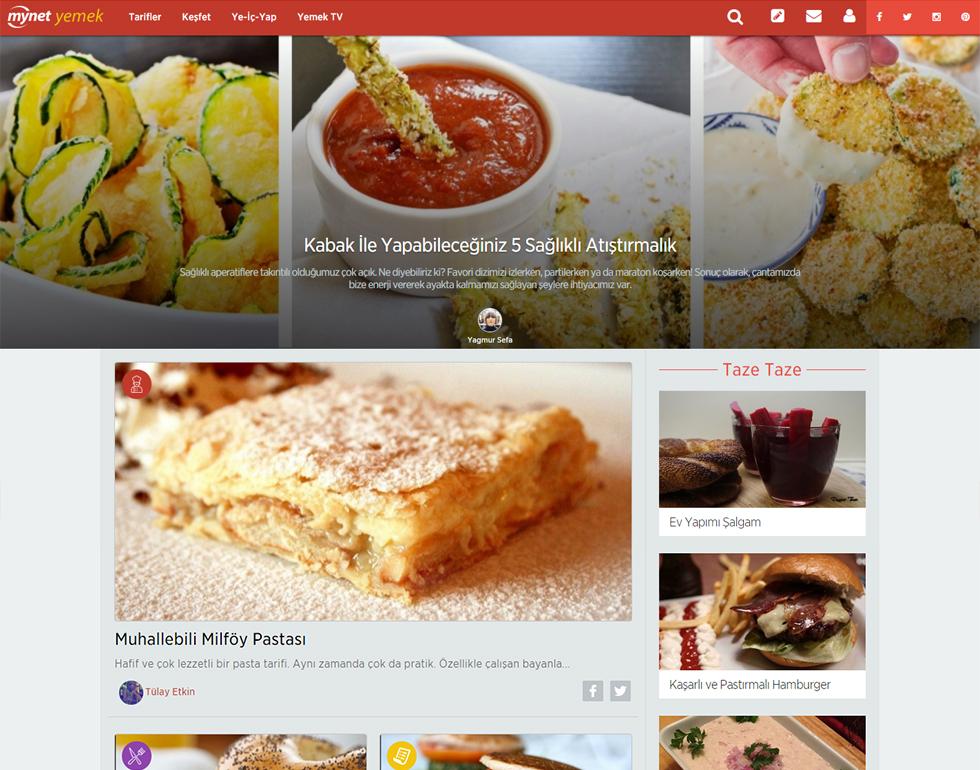yemek-mynet